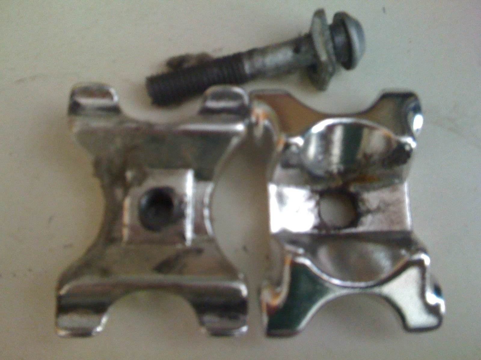 clamp pieces